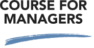 Course for managers